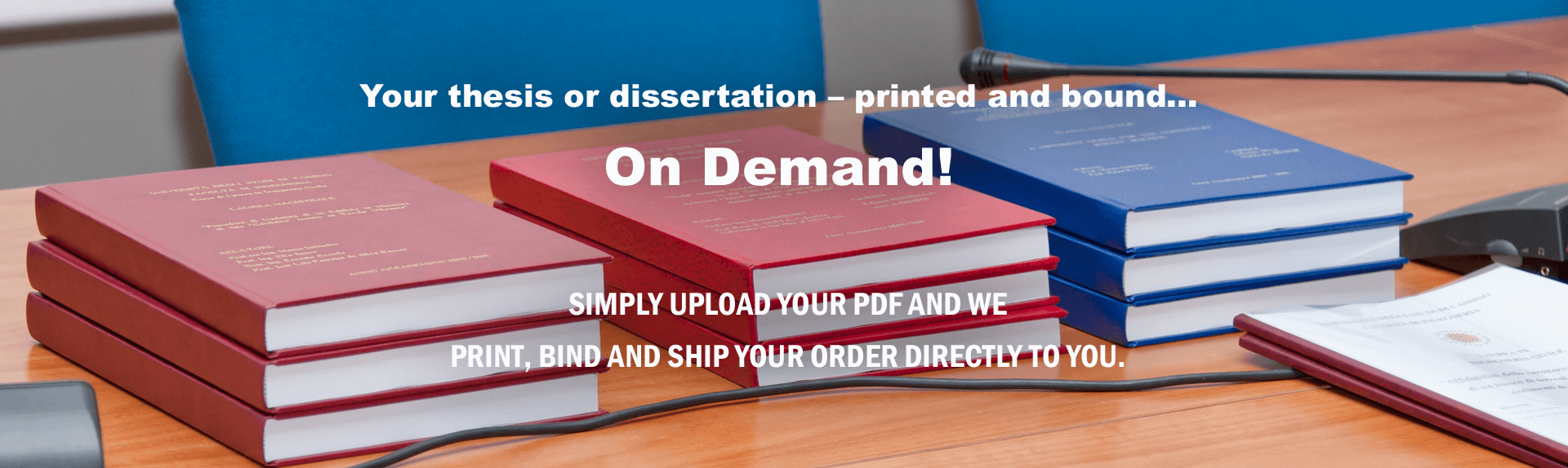 Thesis on Demand